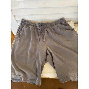 Nike sz xl athletic shorts grey